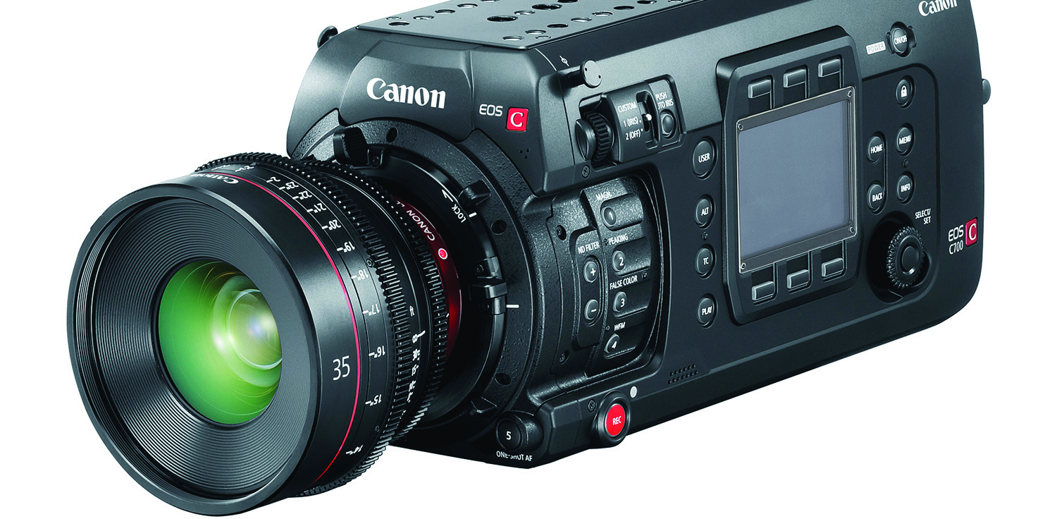 Feature Canon Eos C700 1701