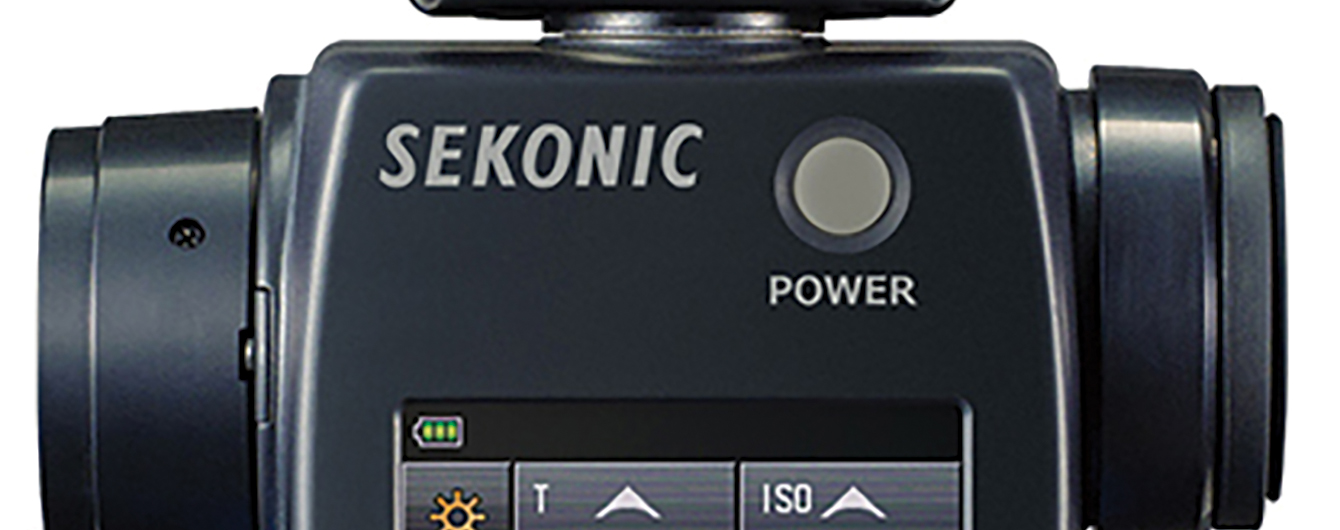Feature Sekonic Speed Master 1701