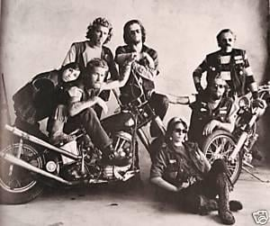 San Francisco Hell's Angels.