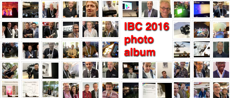 IBC 2016 photo album by Benjamin B