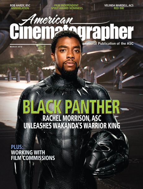 March 2018 AC Magazine Cover