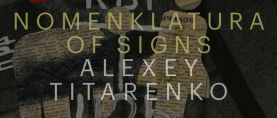 1 Bailey Titarenko Nomenklaturaof Signs