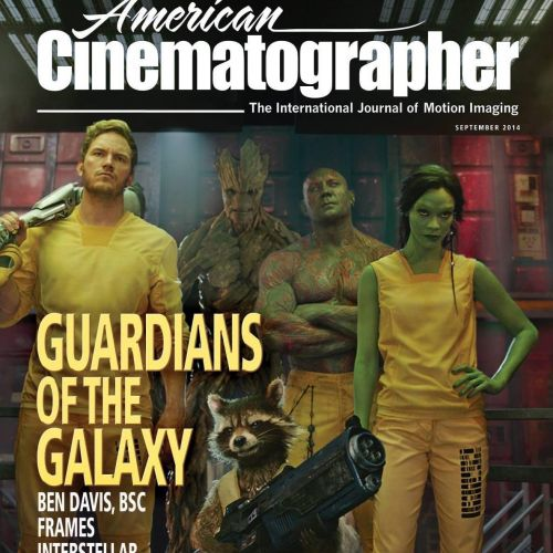 American Cinematographer September 2014
