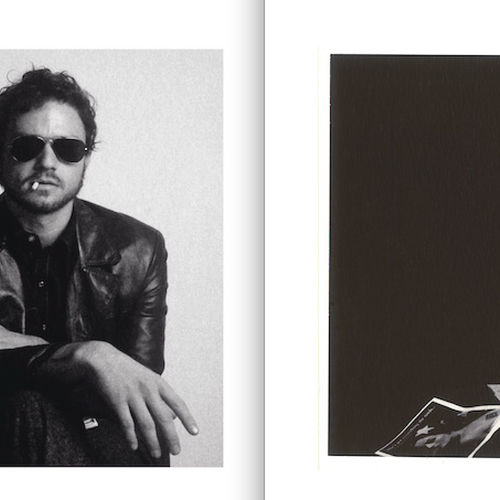 "2 Polaroids by Ed Lachman for ""I'm Not There"""