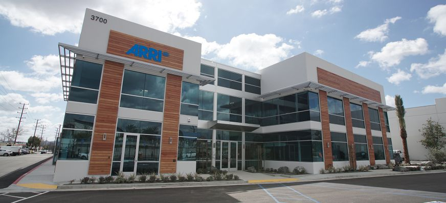 20190313 Arri Press Release New Location For Arri Inc And Arri Rental In Los Angeles