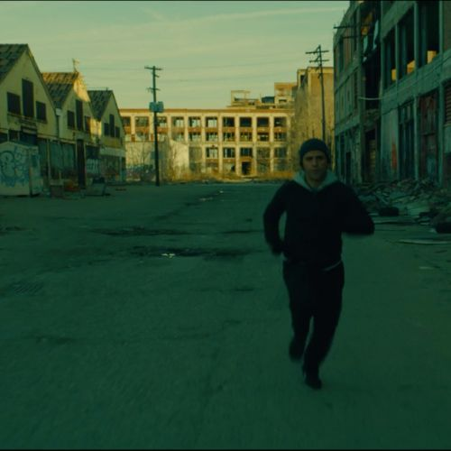 A Most Violent Year - day exterior jogging