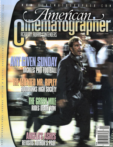 January 2000 AC Magazine Cover