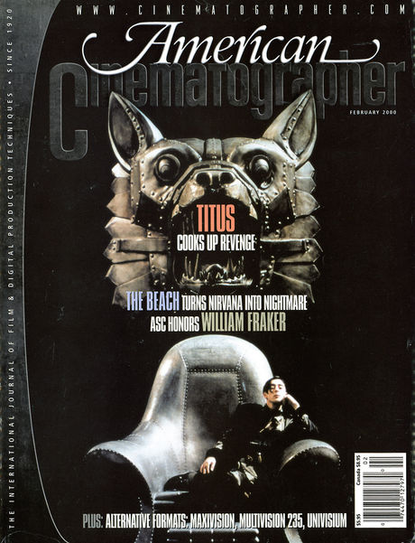 February 2000 AC Magazine Cover