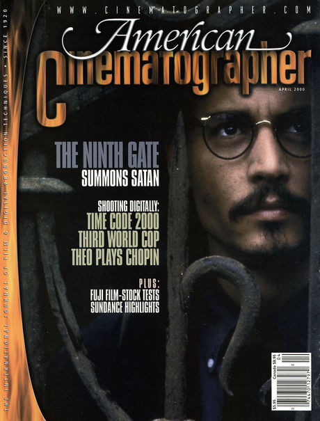 April 2000 AC Magazine Cover