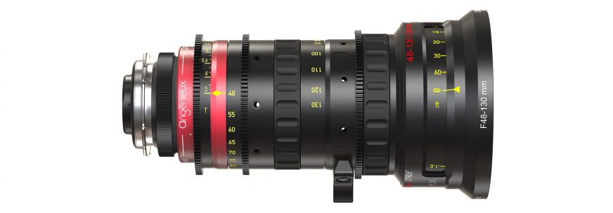 Angenieux Optimo Style 48 130 Featured