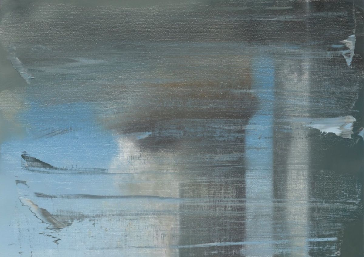 "Gerhard Richter's ""September"""
