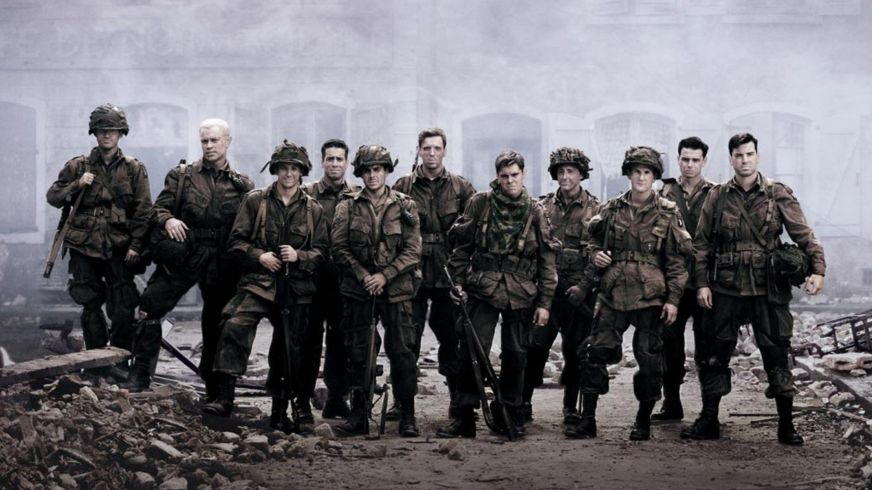 Band Of Brothers Together