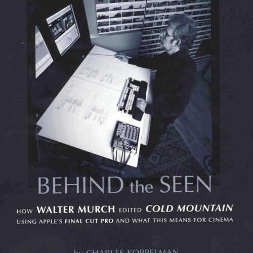 Behind the Seen by Charles Koppelman cover