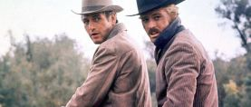 Butch Cassidy Newman And Redford