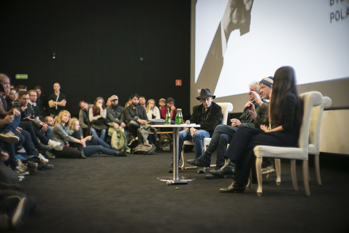 "The ""Like a Virgin"" panel led by Christopher Doyle, HKSC; Edward Lachman and Anthony Dod Mantle."