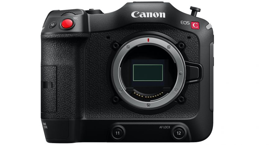 Canon C70 Front