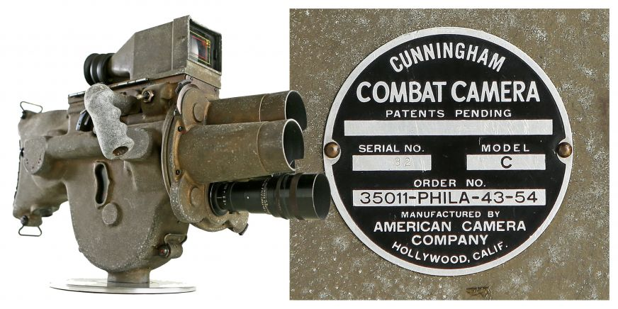 Cunningham Combat Camera Featured Image