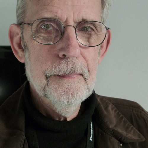Editor Walter Murch -photo Benjamin B 2015