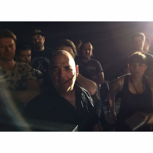 Lighting with Gabriel Beristain, ASC, BSC.