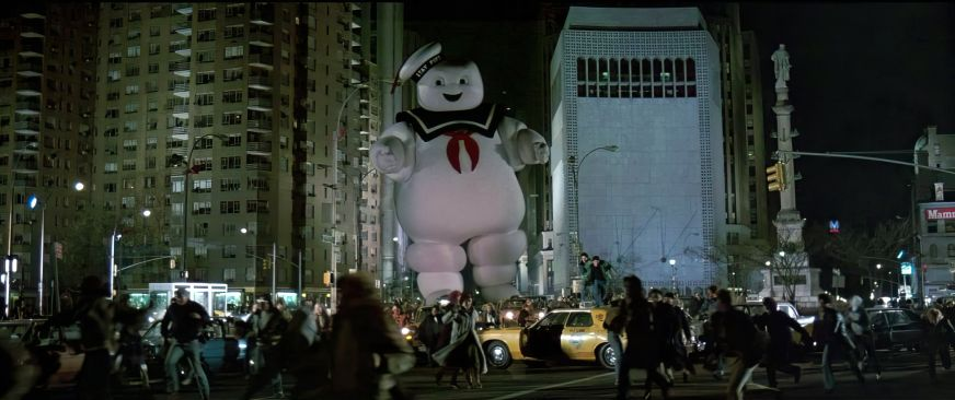 Ghostbusters Fx Stay Puft 2