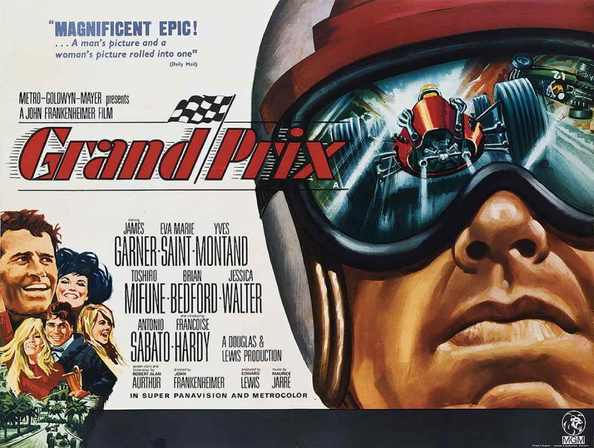 The UK quad-poster for the film.