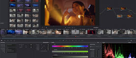 Header Blackmagic Design Da Vinci Resolve 15