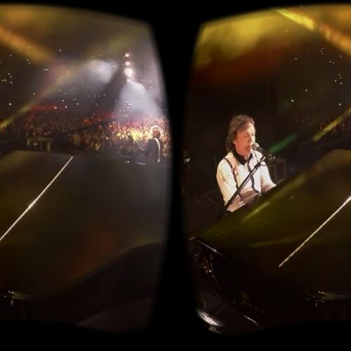 Jaunt VR - Paul McCartney - from rear camera -thefilmbook