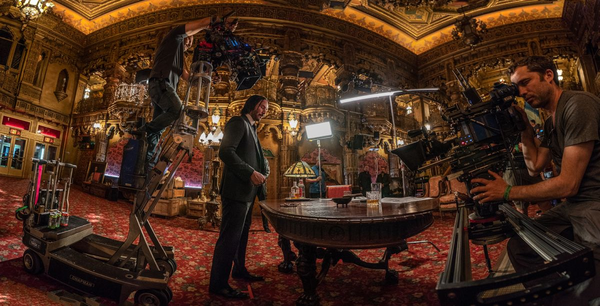 Slayin' in the Rain: John Wick Chapter 3 — Parabellum - The
