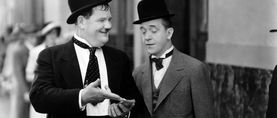 Laurel And Hardy Featured