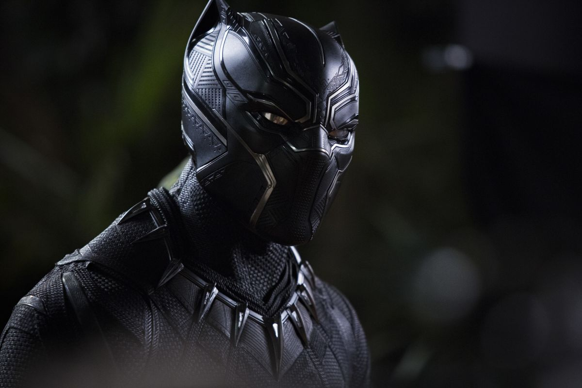 Black Panther Warrior King The American Society Of Cinematographers Wiring Diagram Power Window As Tchalla Spends Much Movie In His Habit A Full Body Suit Armor Design Came From Marvels House