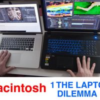 Mac Intosh 1 The Laptop Dilemma Thefilmbook