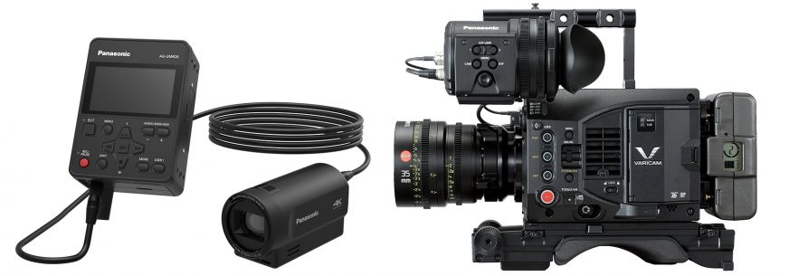 Panasonic Ag Umr20 Ag Uck20 Featured