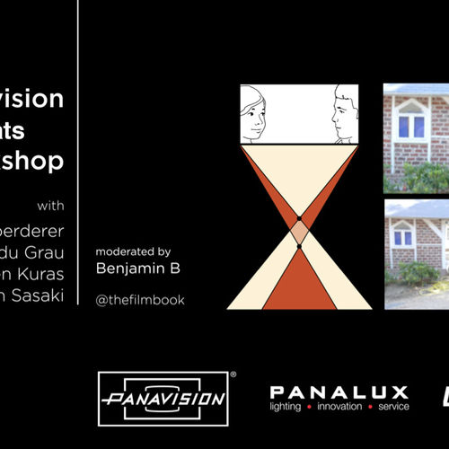The Panavision Formats Workshop compared perspective of Super 35, anamorphic and Weapon 6K