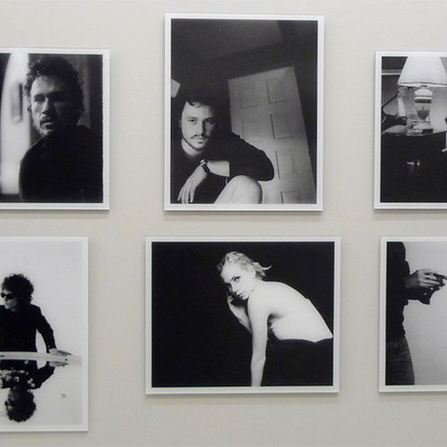 "Polaroids by Ed Lachman for ""I'm Not There"""