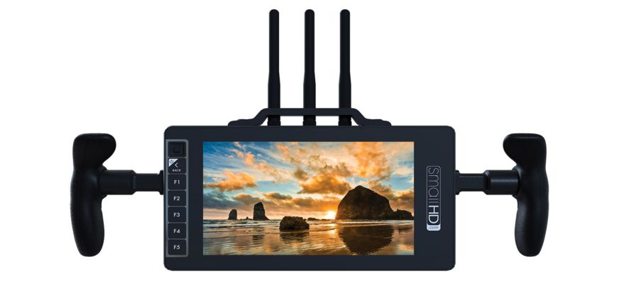 Small Hd And Teradek The 703 Bolt Wireless Director Monitor