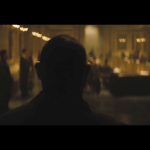 Spectre Grand Hall Meeting 1 -from trailer