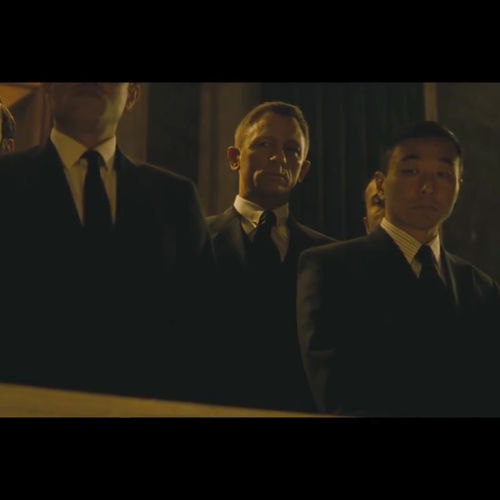Spectre Grand Hall Meeting 4 -from trailer