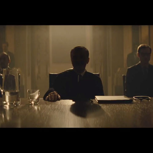 Spectre Grand Hall Meeting 5 -from trailer