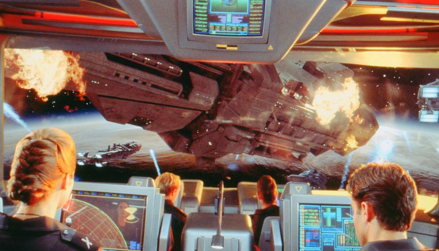 Starship Troopers Maneuvers Featured Image