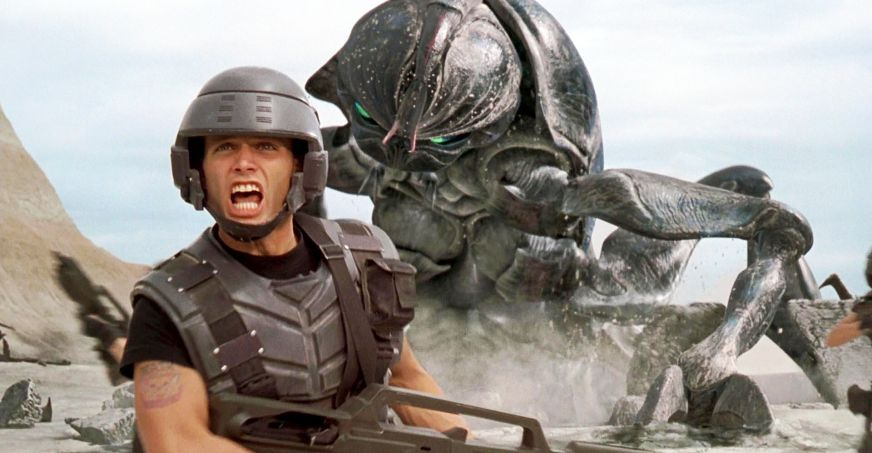 Starship Troopers Pest Control Featured