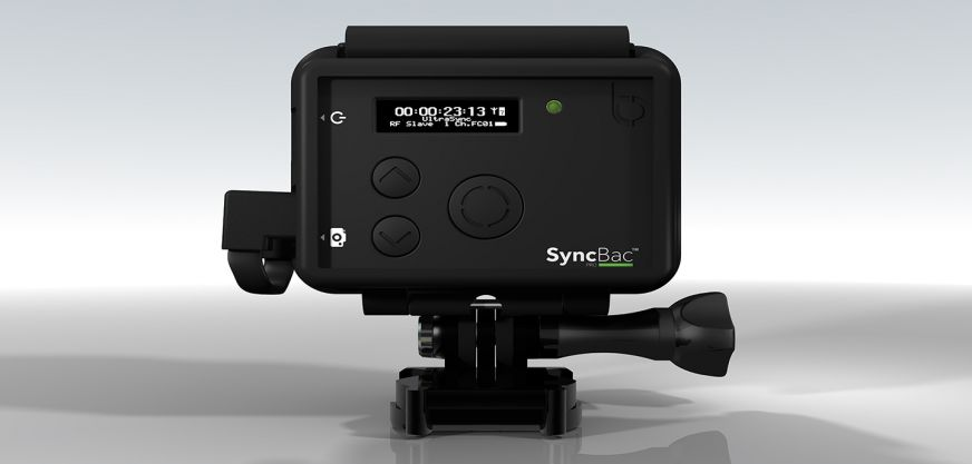 Sync Bac Pro For Go Pro Hero6