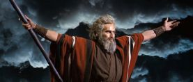 Ten Commandments Moses
