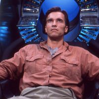 Total Recall Inter Planetary Thriller Feature