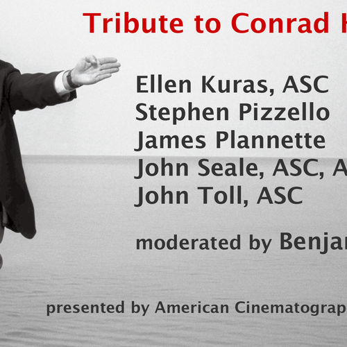 Tribute to Conrad Hall, ASC at Camerimage 2015