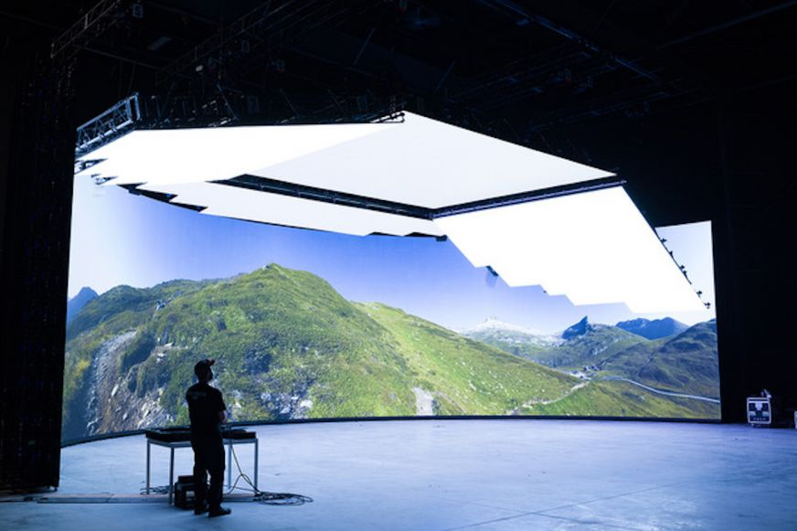 Virtual Production Volume Stage 6