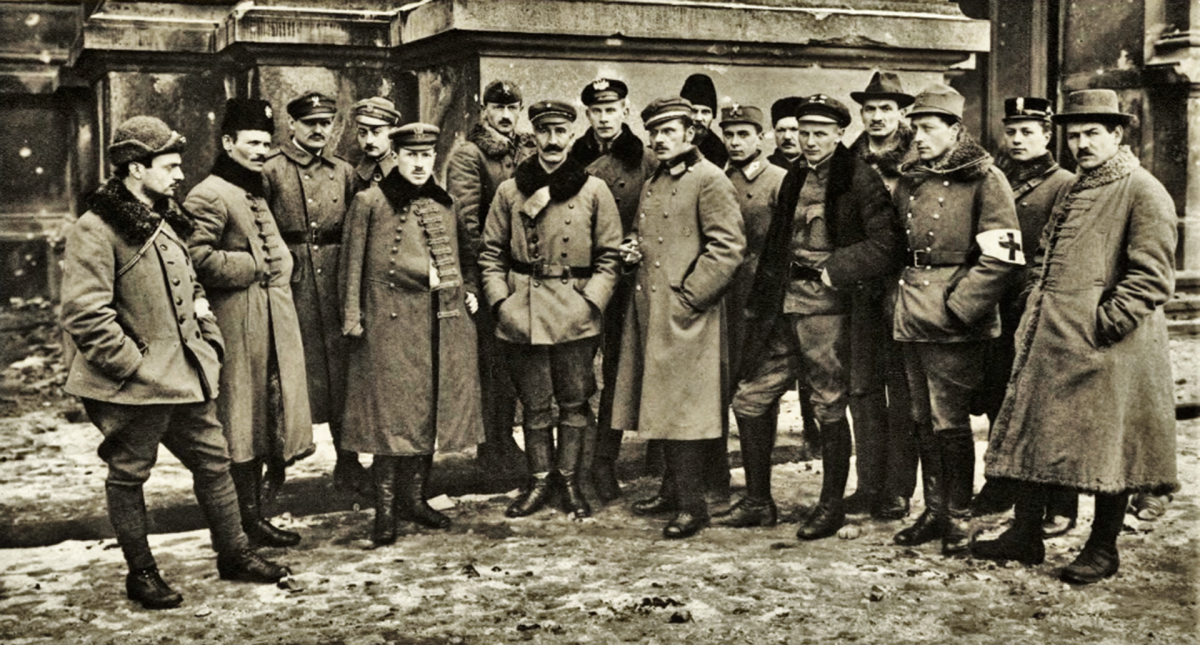 Polish Supreme Command, 1918