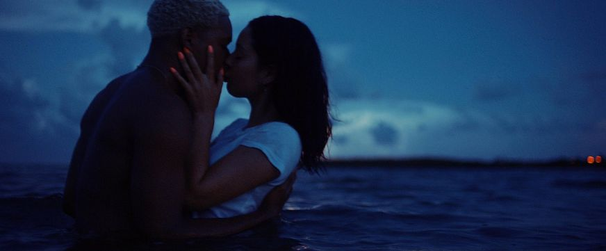 Waves By Trey Edward Shults With Cinematography By Drew Daniels