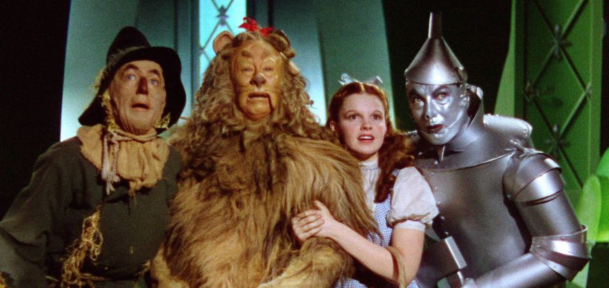 Wizard Of Oz Featured