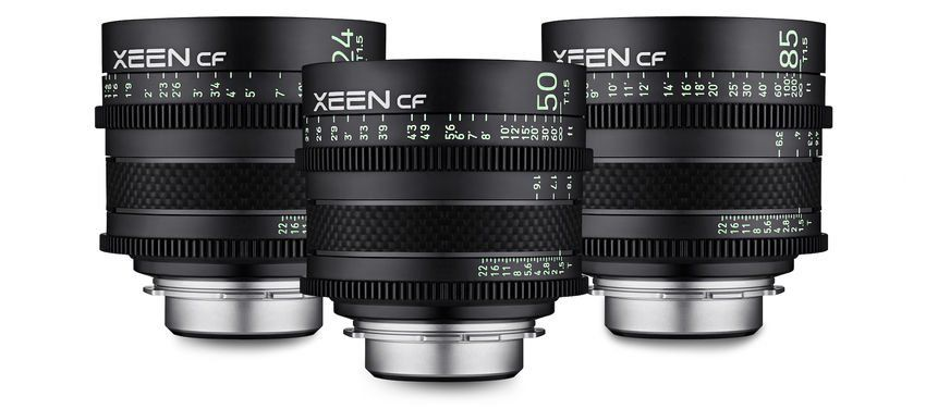 Xeen Cf 3 Lenses Compilation 1  Featured