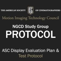 Asc Reports Ngcd Study Group Asc Display Evaluation Plan Test Protocol